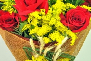 Bouquet de Rosas Vermelhas
